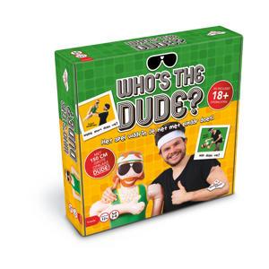 Who's the Dude? kaartspel