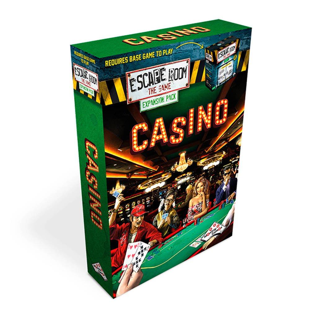 Identity Games Escape Room The Game Casino uitbreidingsspel