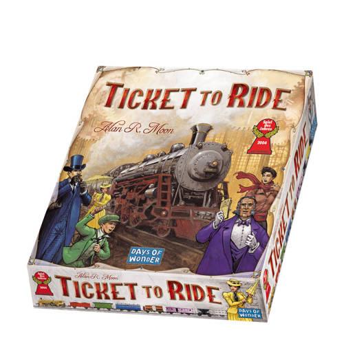 Days of Wonder Ticket to Ride USA bordspel kopen