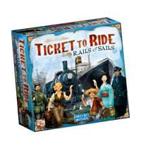 Days of Wonder Ticket to Ride Rails & Sails bordspel