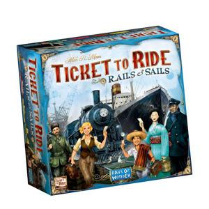 Rails & Sails bordspel