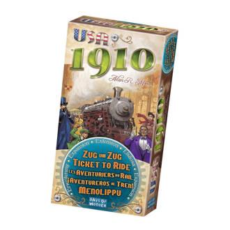 Ticket to Ride: USA 1910 expansion Uitbreidingsspel