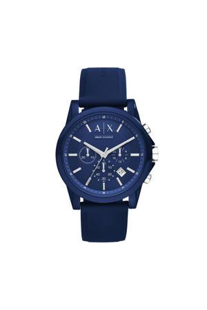 horloge Outerbanks AX1327 blauw