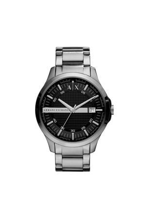 horloge  Hampton AX2103 zilverkleur