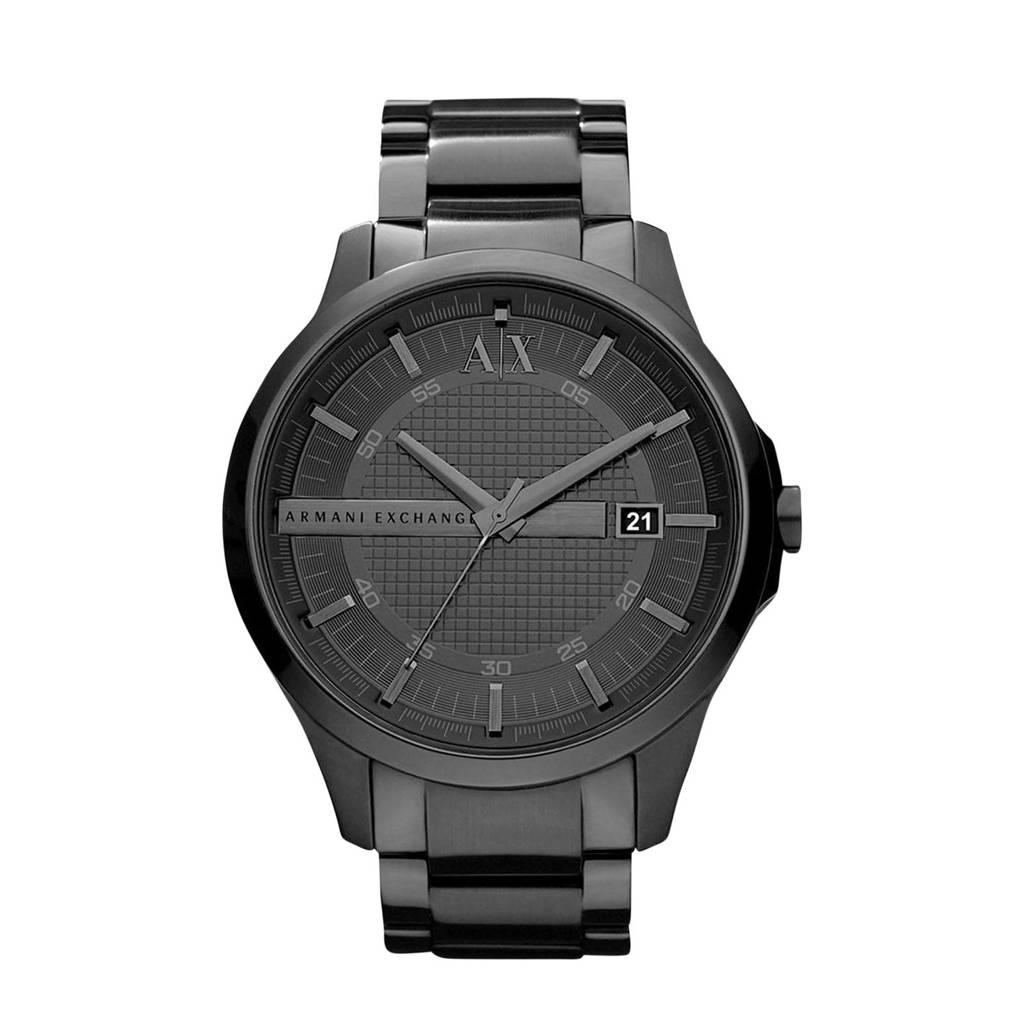 Armani Exchange Hampton Heren Horloge AX2104, Zwart