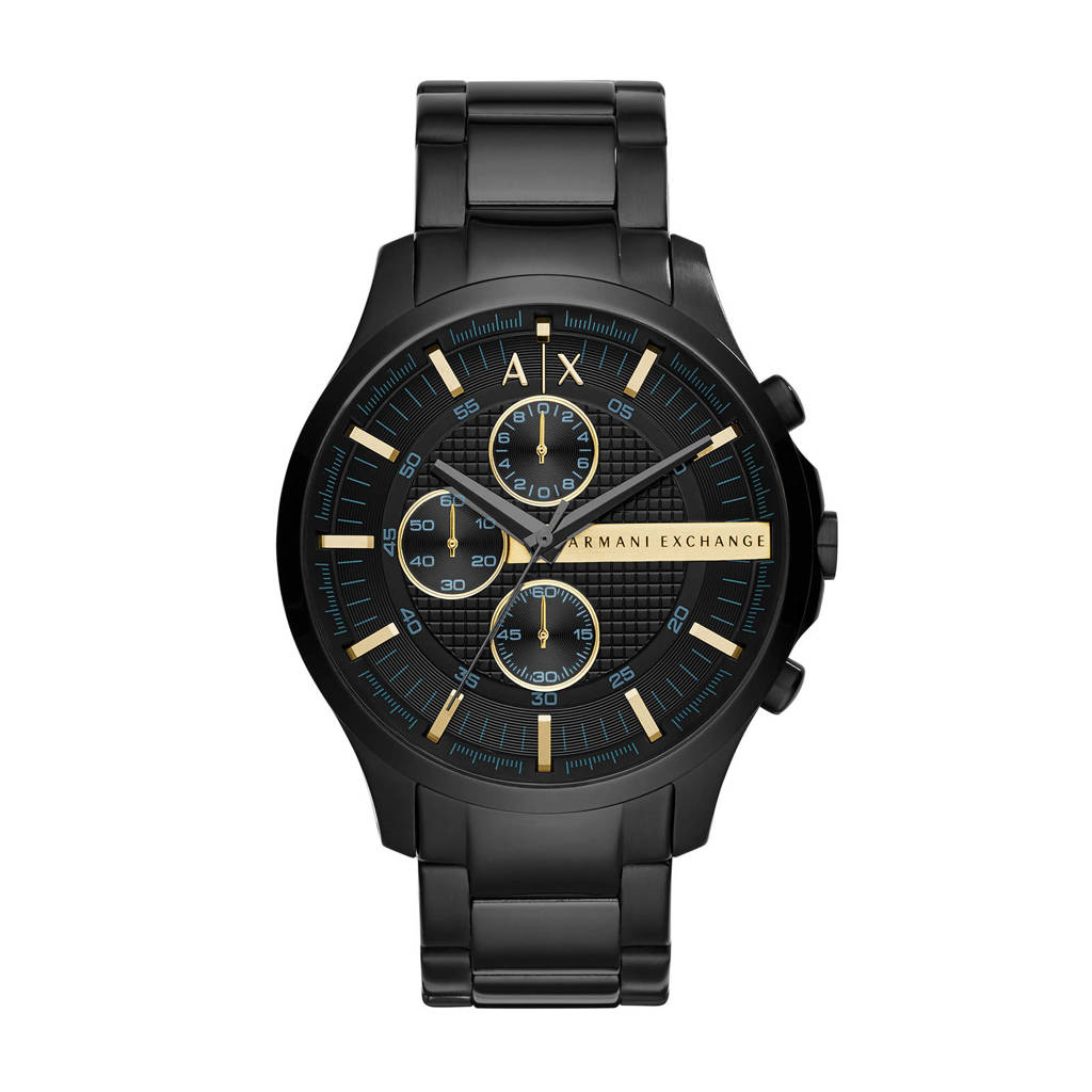 Armani Exchange Hampton Heren Horloge AX2164, Zwart