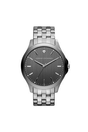 horloge Hampton  AX2169 zilverkleur