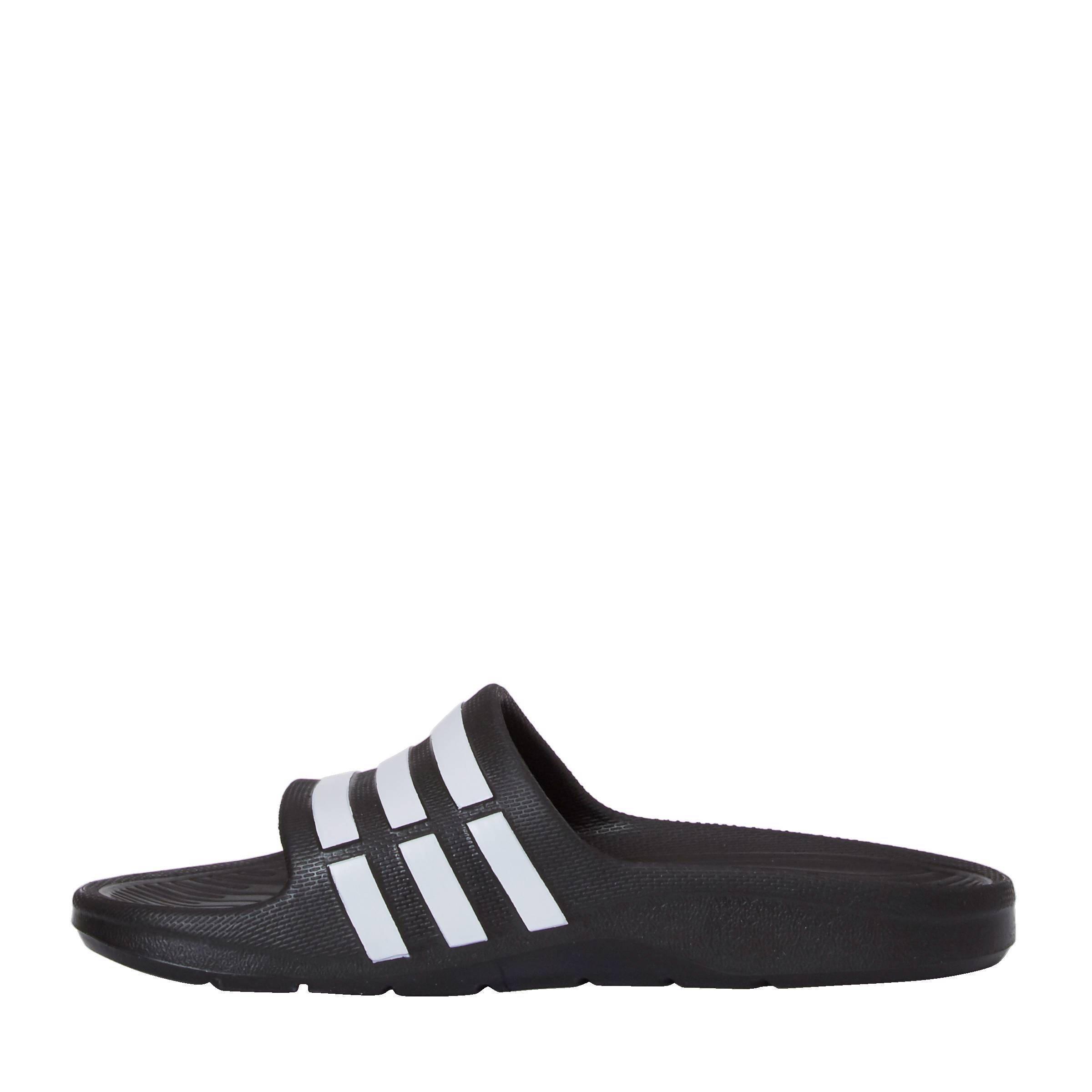Duramo Pantoufles Adidas k0m25ghl4s
