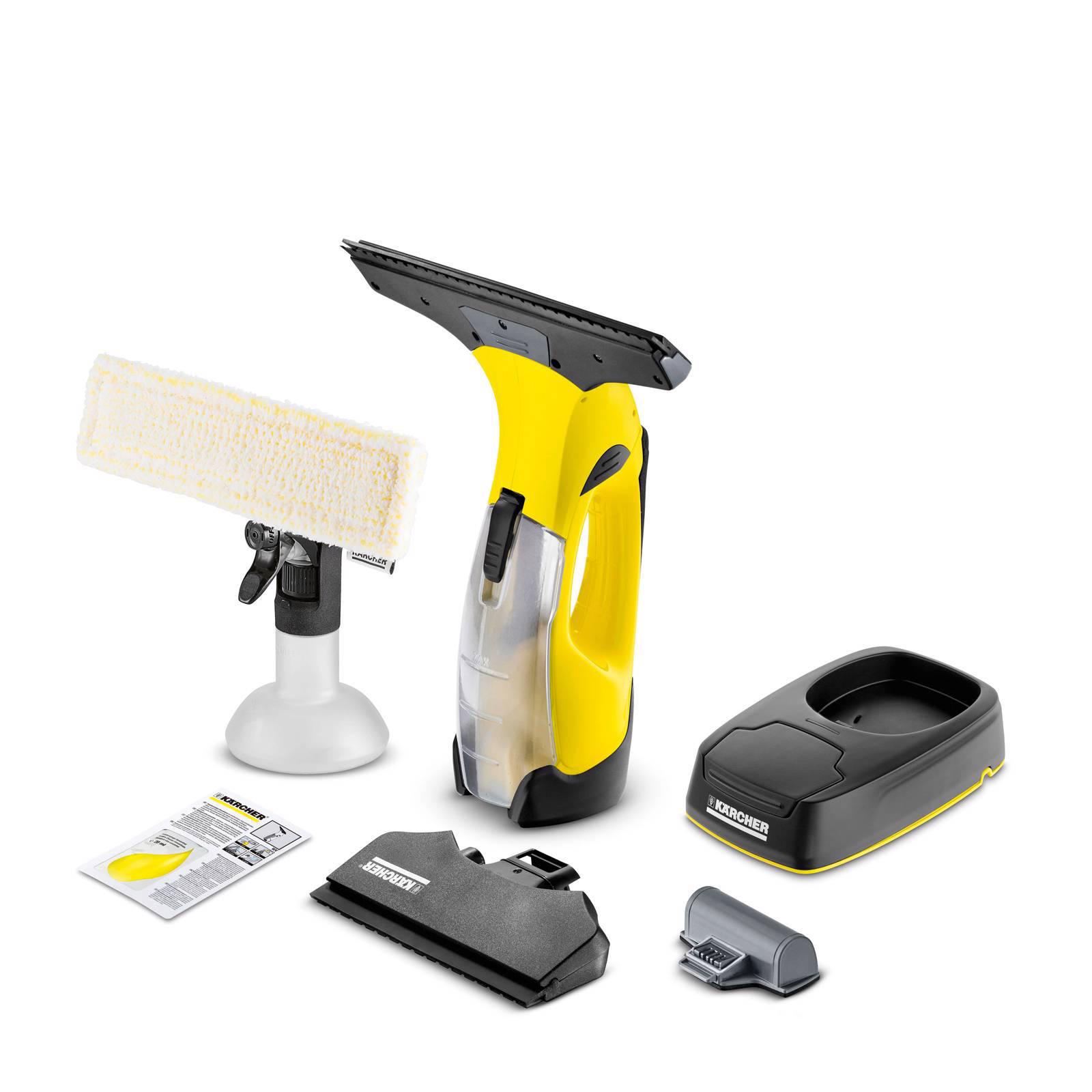 Kärcher WV5 Premium Non-stop (Yellow) Ruitenreiniger