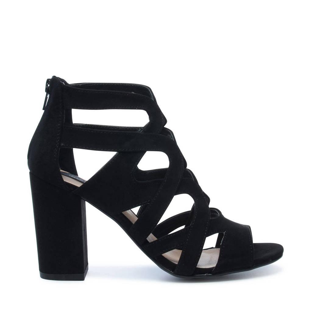 Sacha sandalettes, Zwart