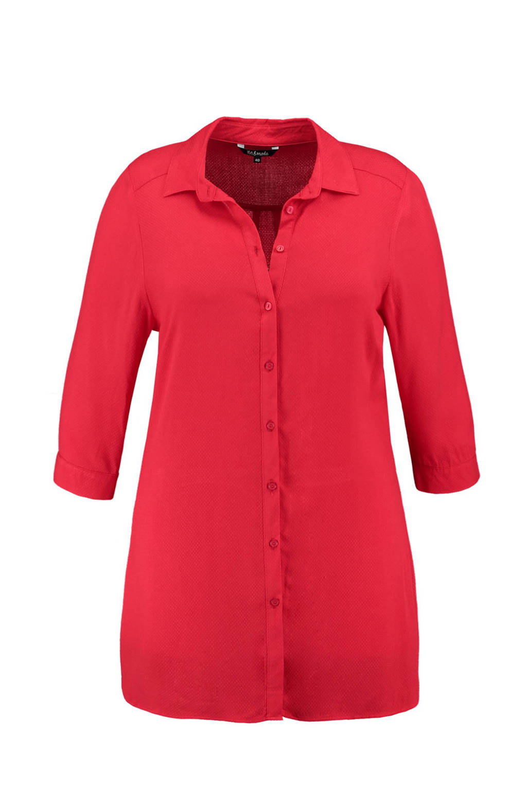 MS Mode blouse, Rood
