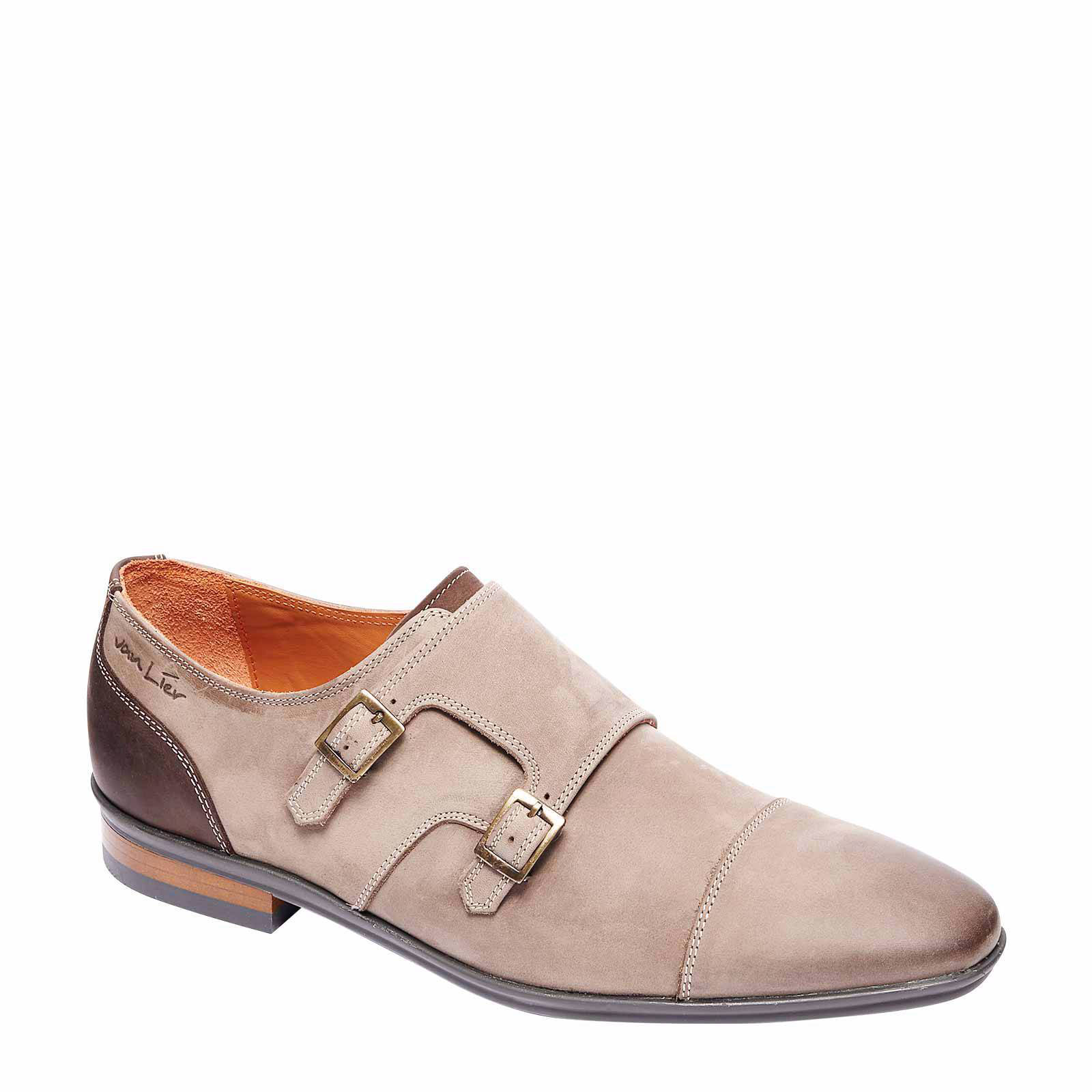 Chaussures Hommes Boucle De Treuil Taupe jcVJgGX