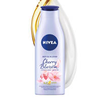 NIVEA Kersenbloesem & Jojoba Body Olie in Lotion - 200 ml