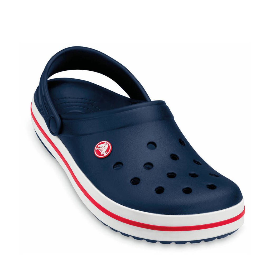 Crocs  Crocband sandalen blauw, Blauw