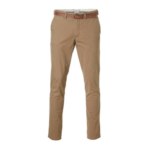 J&J Intelligence Cody Spencer regular fit chino kopen