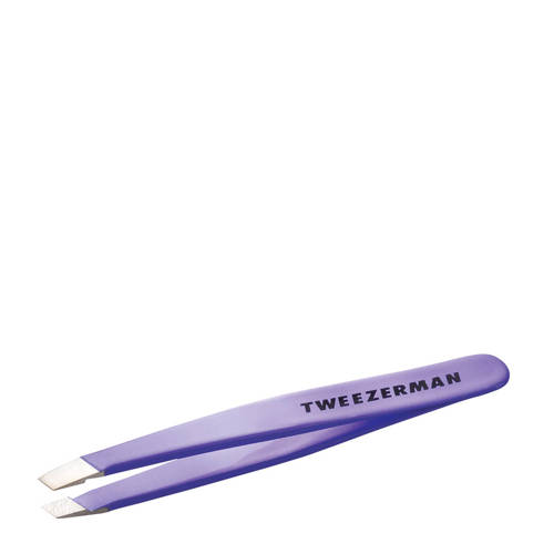 Tweezerman mint slant tweezer loverly lavender