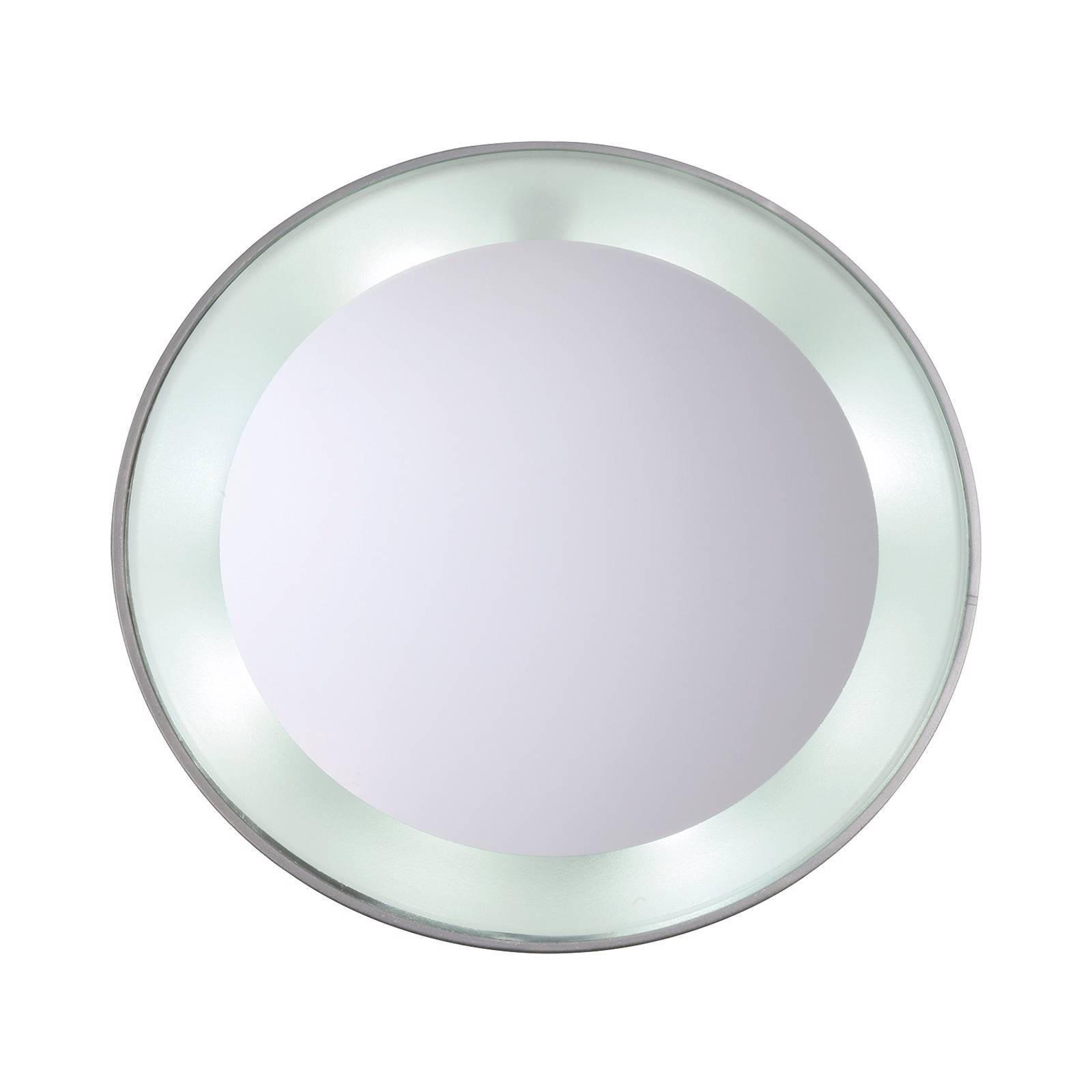 Tweezerman 15x vergrotende spiegel met LED licht | wehkamp