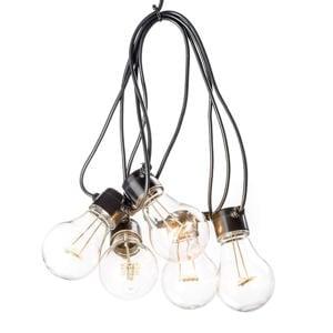 24V lichtsnoer (20 lampen)