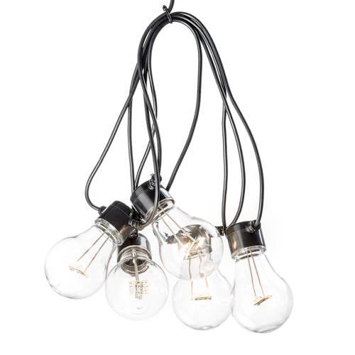 Konstsmide lichtsnoer (5 lampen, met timer) kopen