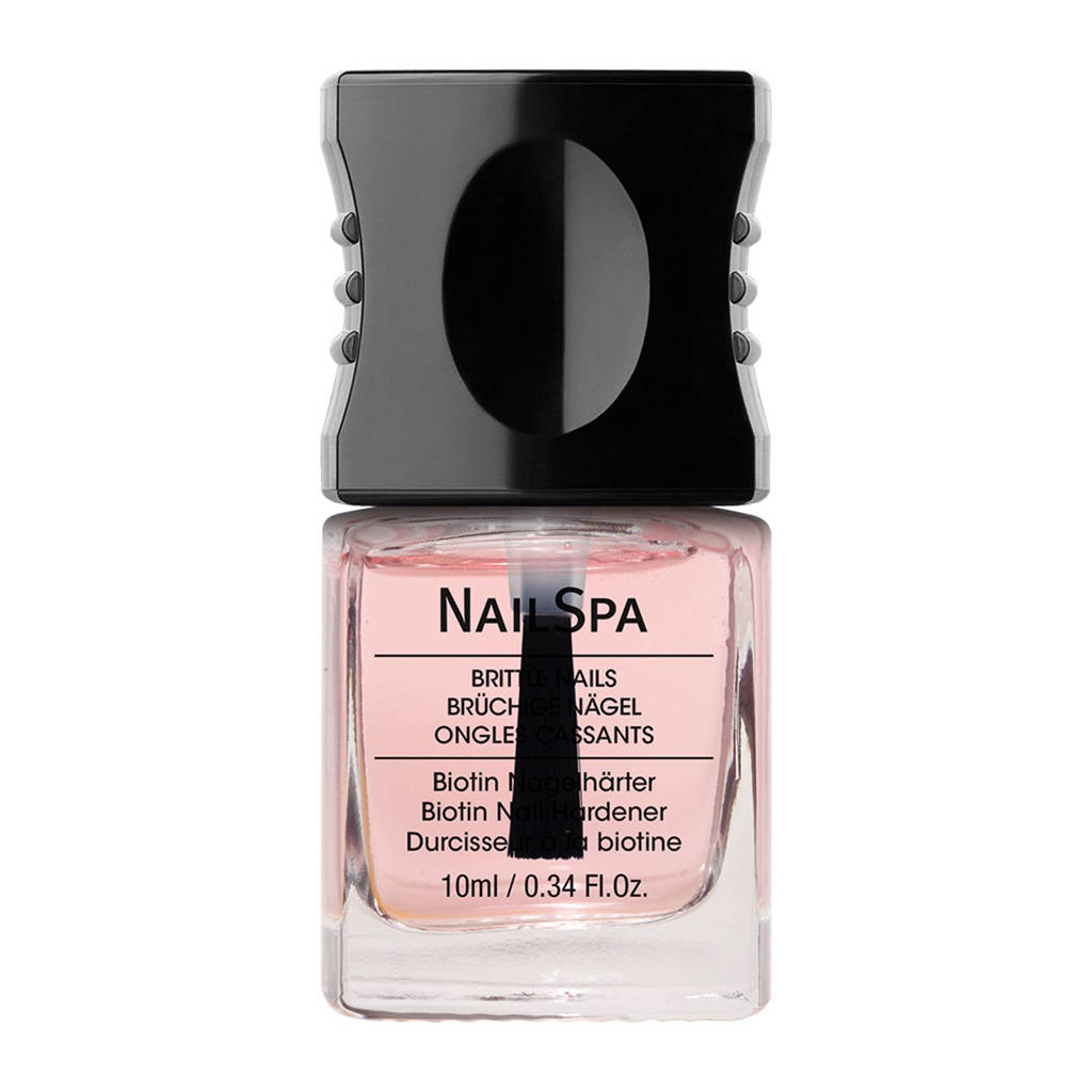 Alessandro NailSpa Rose Biotin Nail Hardener