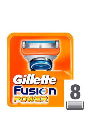 Fusion Power - 8 scheermesjes