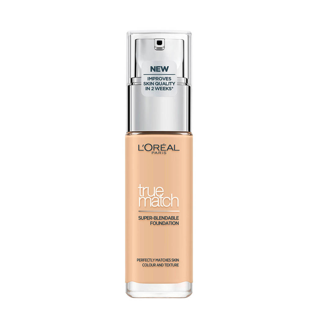L'Oréal Paris True Match Foundation- 1.5.N Linen, 1.5N Linen