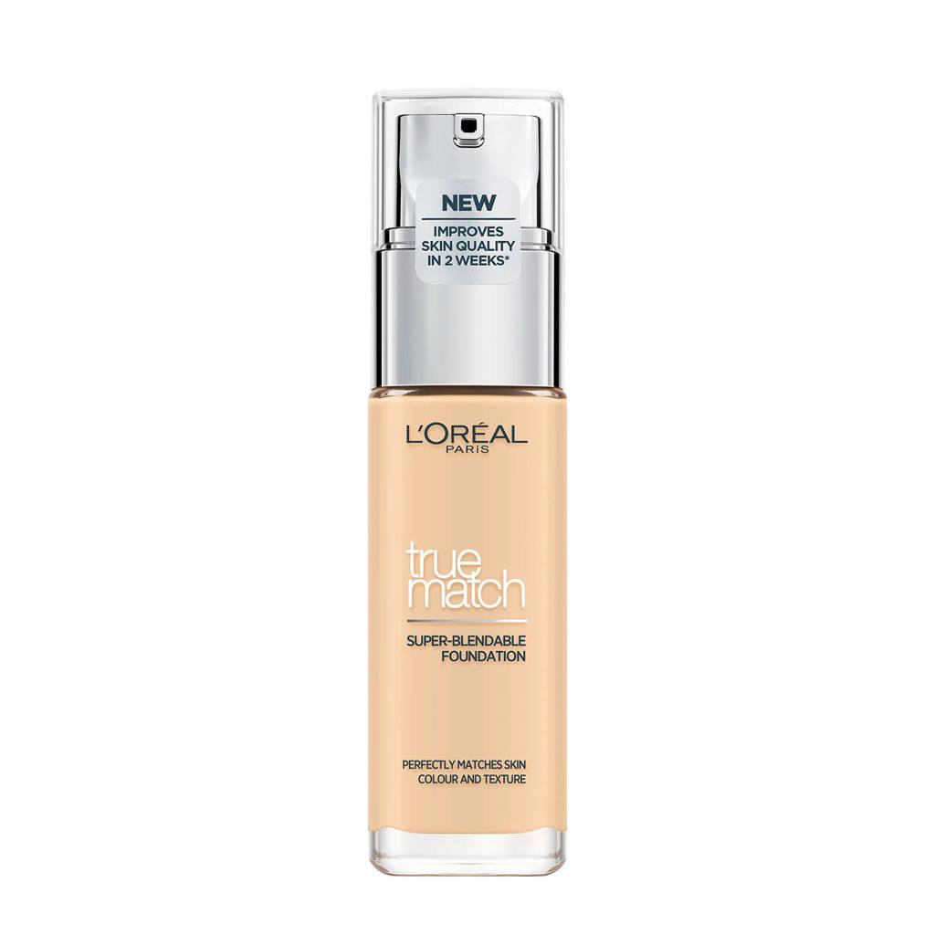 L'Oréal Paris True Match Foundation -1.D/1.W Golden Ivory, 1D/1W Golden Ivory