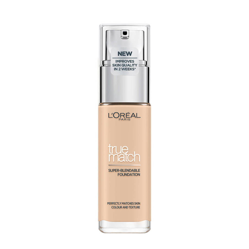 L'Oréal Paris True Match Foundation- 1.N Ivory, 1N Ivory