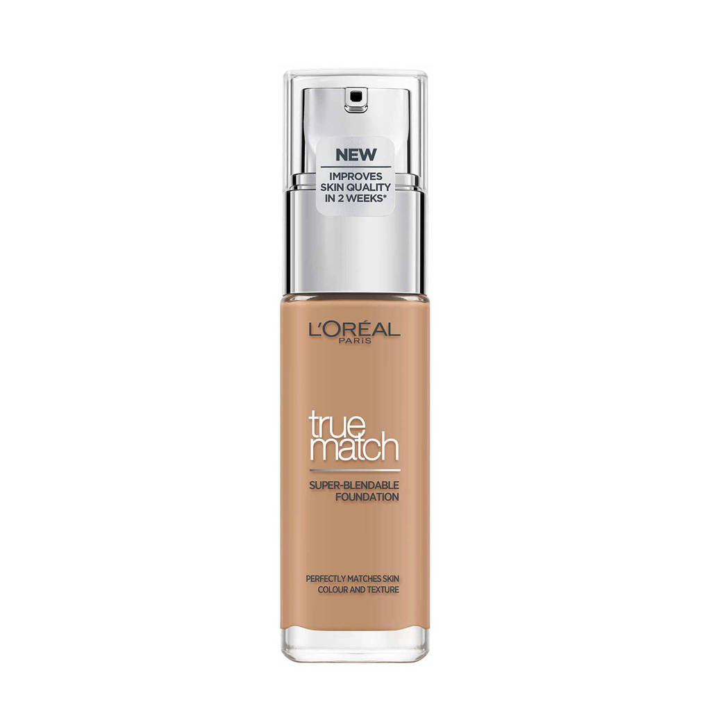 L'Oréal Paris True Match Foundation -7.R/7.C Rose Amber, 7R/7C Rose Amber