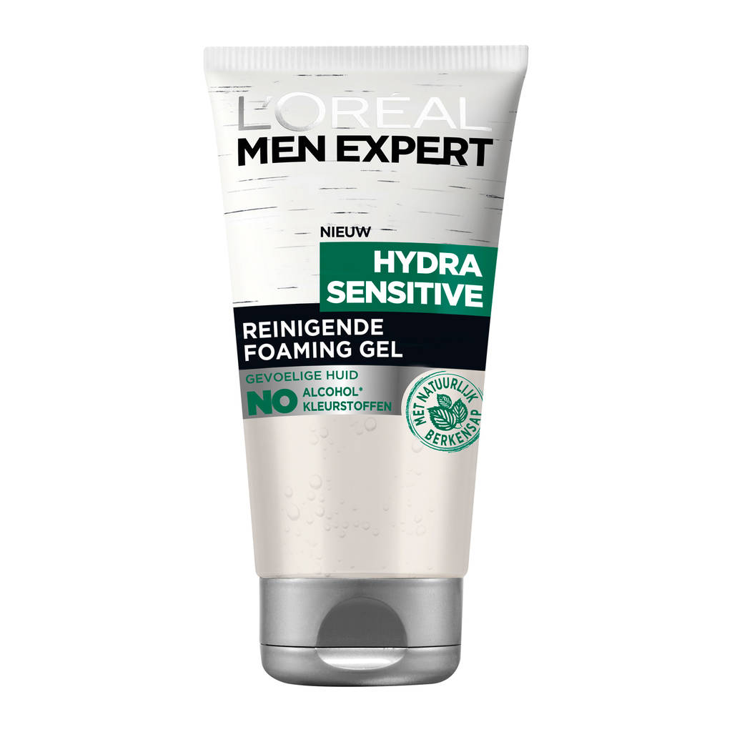 L'Oréal Paris Men Expert Hydra Sensitive Cleanser - 150 ml