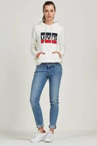 Levi's Graphic sport sweater, Marshmallow