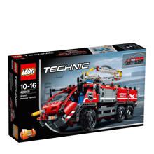 Technic vliegveld-reddingsvoertuig 42068