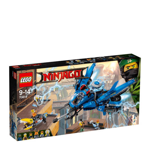 LEGO Ninjago bliksemstraaljager 70614 kopen