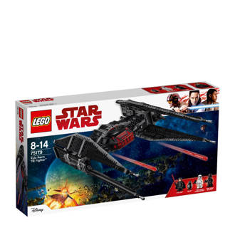 Star Wars Star Wars Kylo Ren's TIE Fighter 75179
