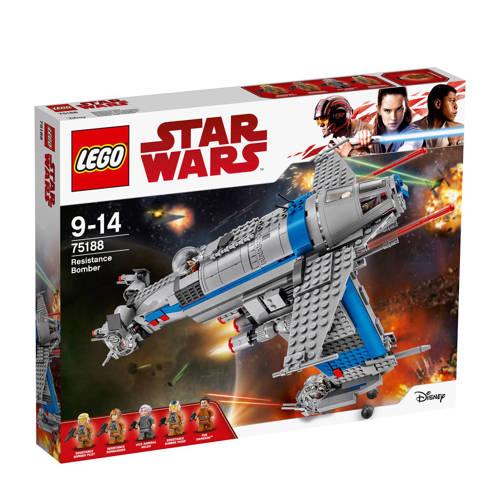 LEGO Star Wars verzetsbommenwerper 75188 kopen