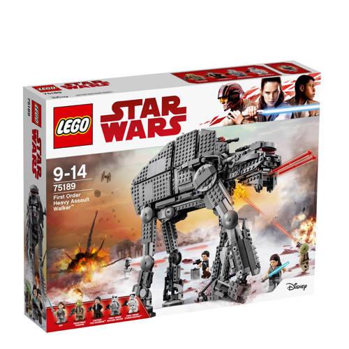 LEGO Star Wars First Order Heavy Assault Walker 75189 kopen
