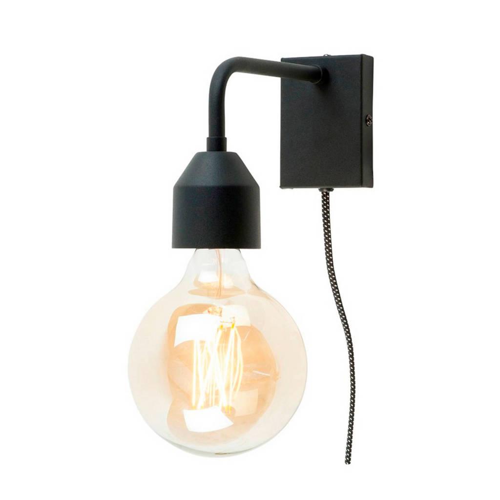 it's about RoMi wandlampMadrid, Zwart