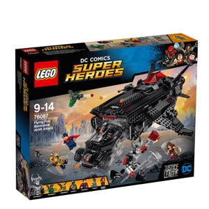 Flying Fox: Batmobile luchtbrugaanval  76087