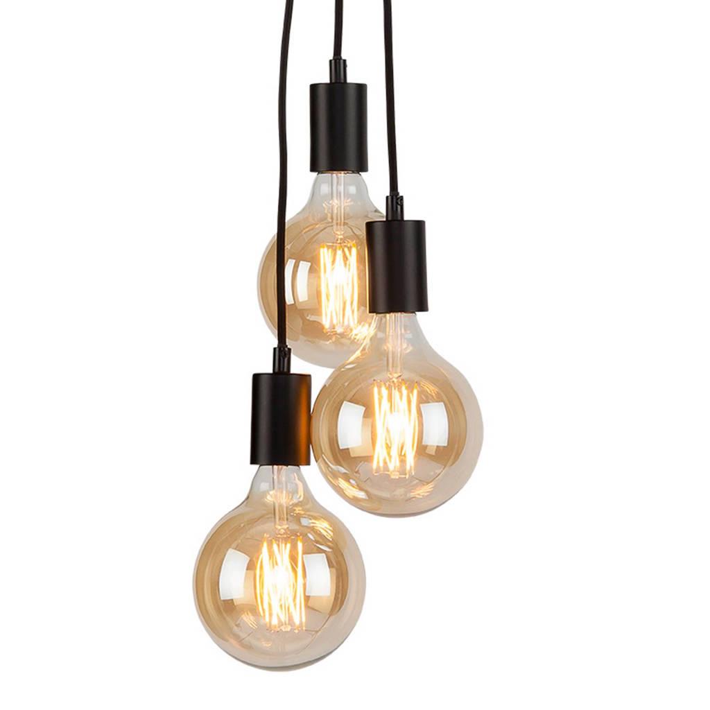 it's about RoMi hangsysteem lamp Oslo, Zwart