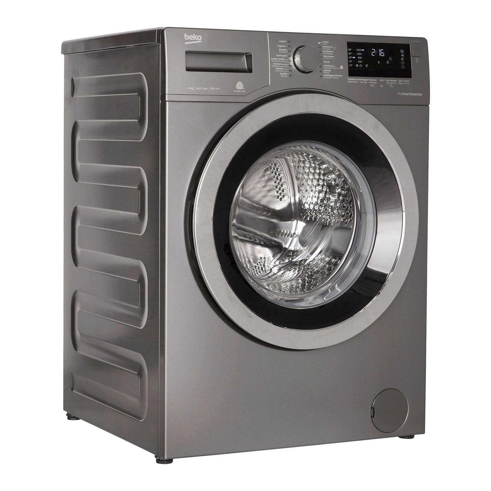 Nieuw Beko WTC8733XCM wasmachine | wehkamp ZW-53