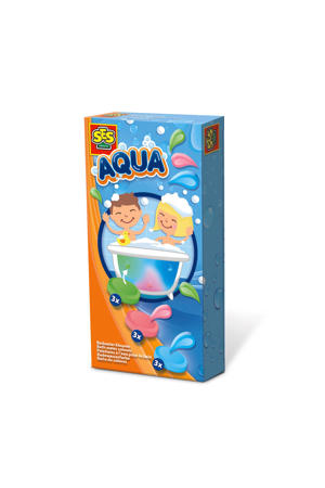 Aqua badwater kleuren