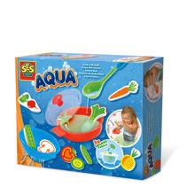 Aqua soep in bad