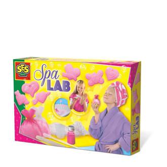 Spa lab - bruistabletten en badzout maken