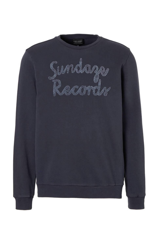 Cars Savage sweater, Donkerblauw