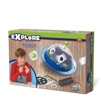 Explore  wobblebot