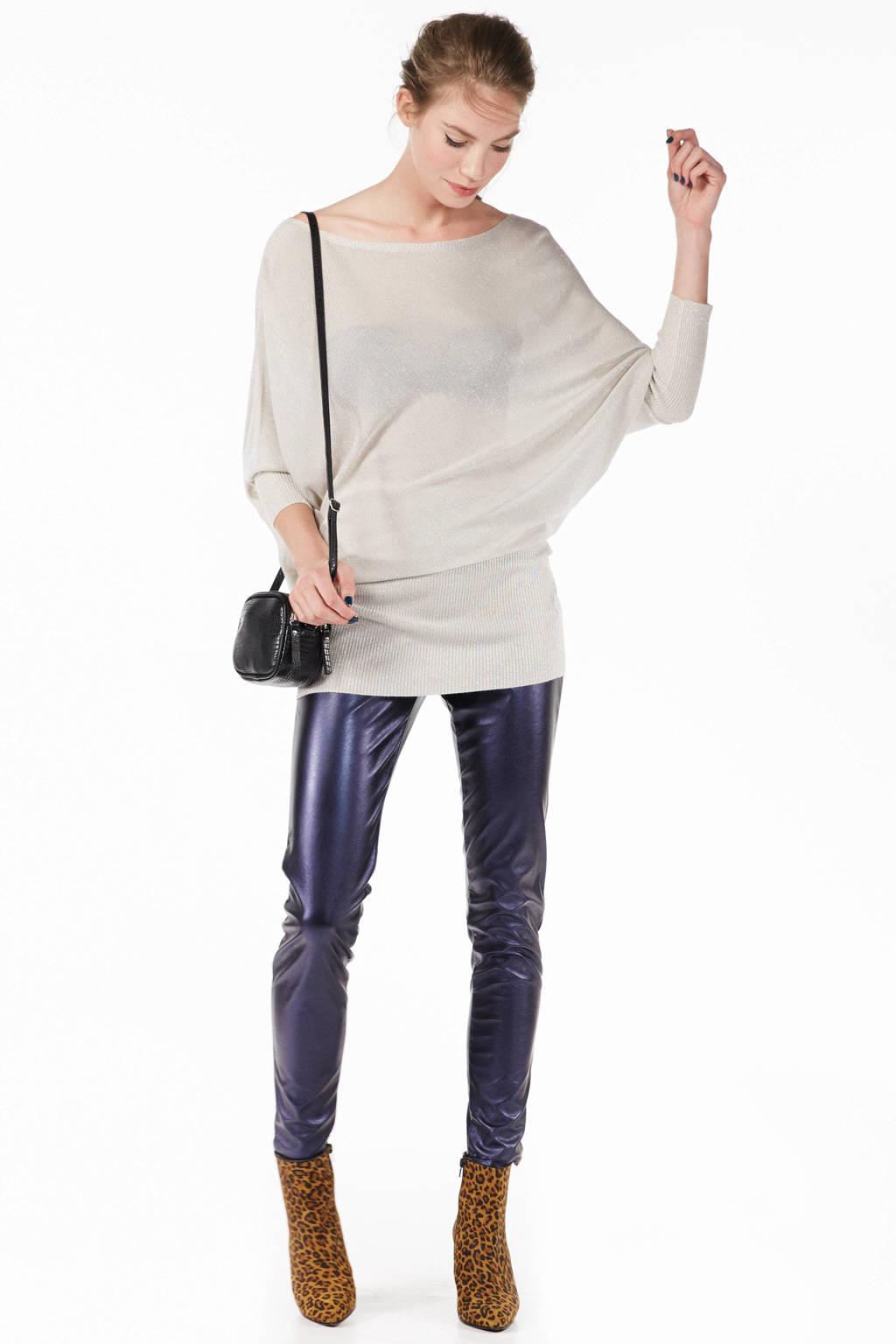 3678c1c7eddb86 ONLY metallic jurk