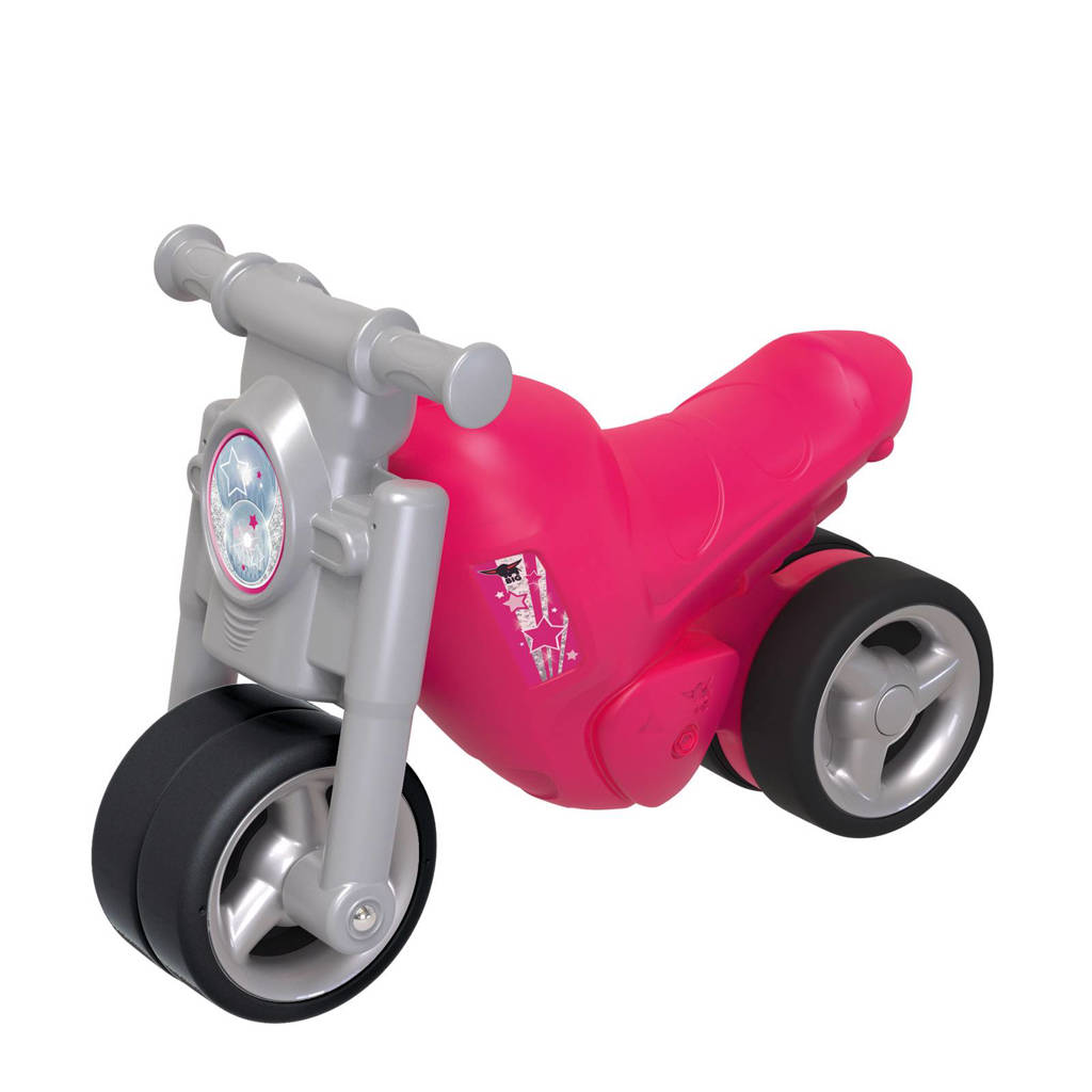 BIG Race loopmotor, Roze