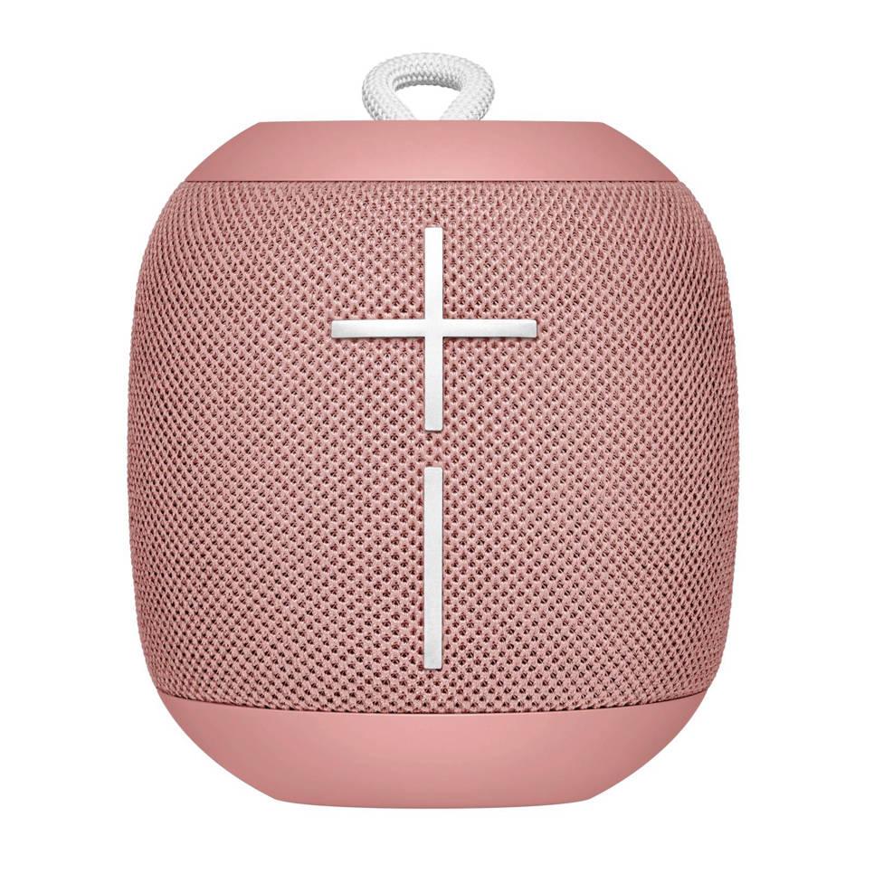 Ultimate Ears UE WONDERBOOM  bluetooth speaker roze, Roze