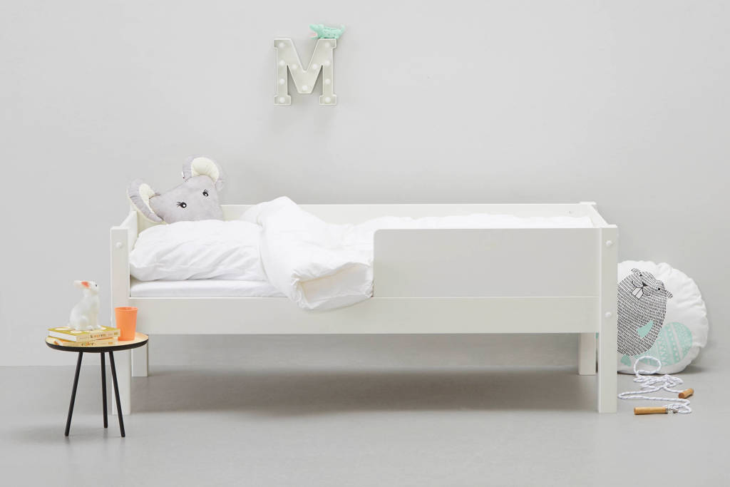 whkmp's own peuterbed Charlie (70x150 cm), Wit