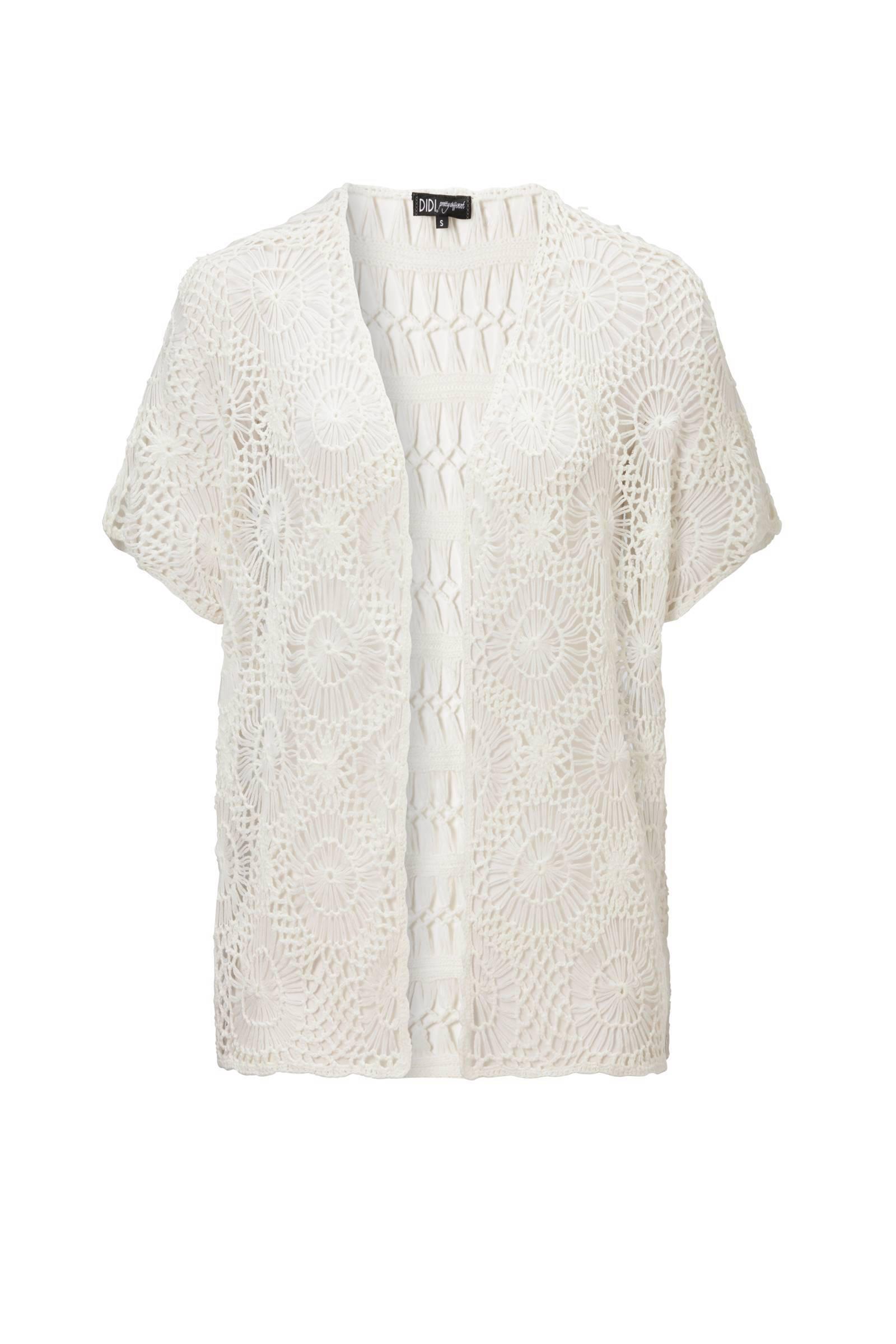 Genoeg Didi gehaakt vest | wehkamp #RR23